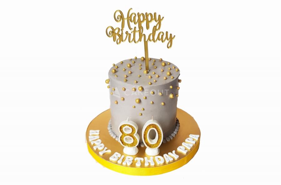Birthday Cake Jakarta Barat The Cake Boutique